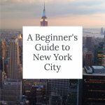 A Beginner's Guide to New York City;Empire State Building