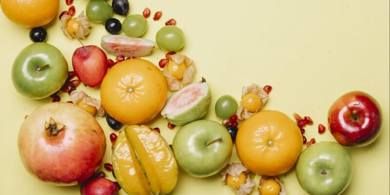 Fruit for Road Trip Snacks for kids