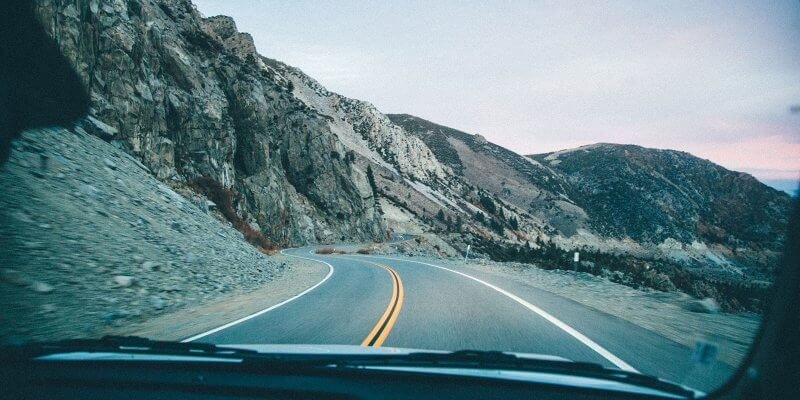 road trip with kids and toddlers