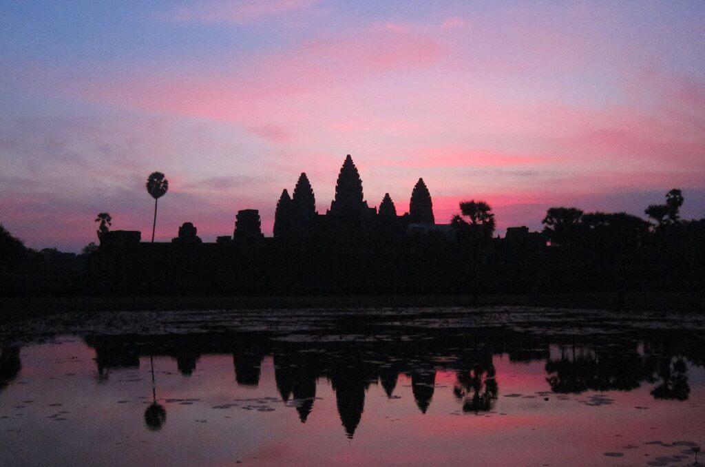 Family Travel Bucket List at Angkor Wat