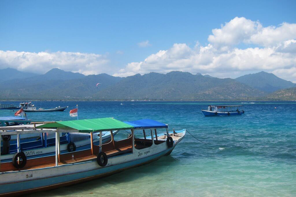 travel bucket list gili air indonesia