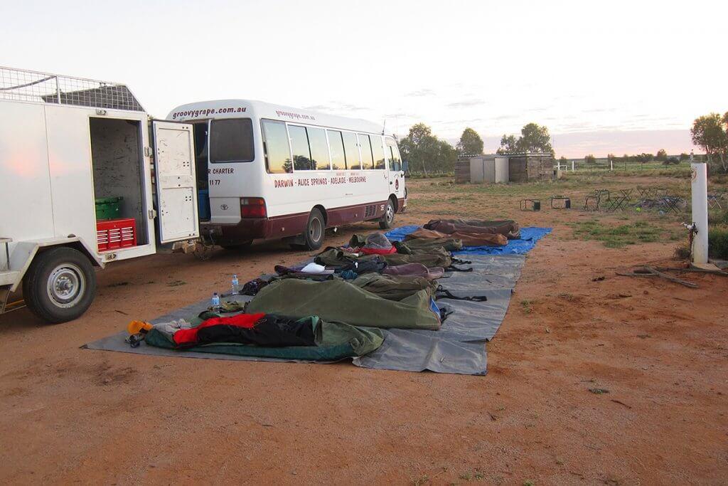 family travel bucket list Australian outback