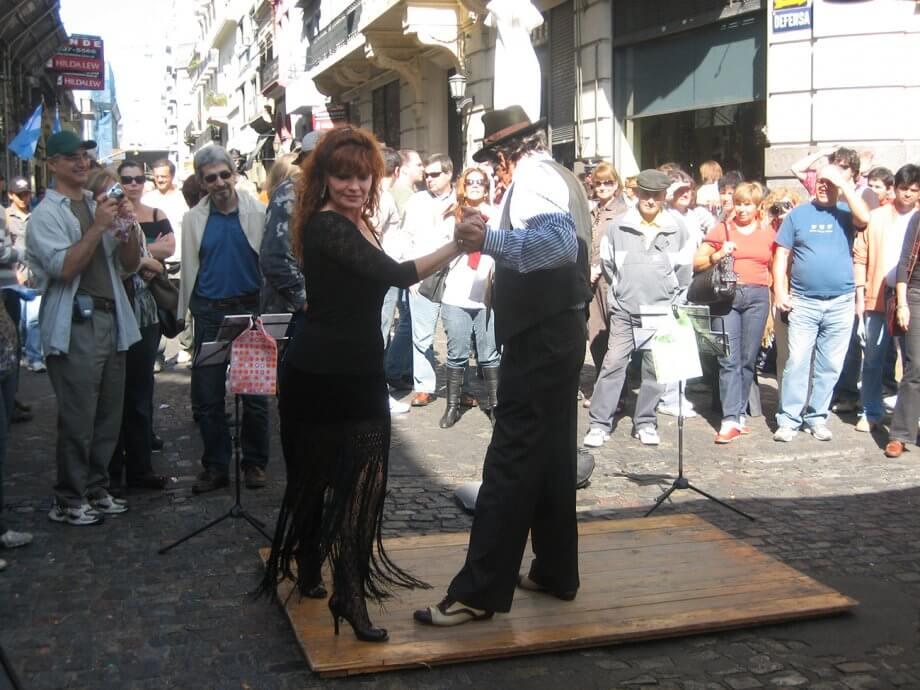 family travel bucket list tango in argentina