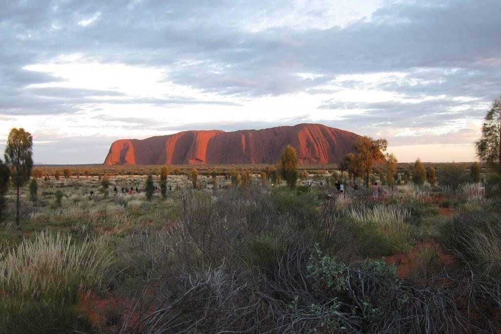 Travel Bucket list Uluru, Australia