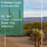 An Epic Cross-Country Road Trip Itinerary for Familes
