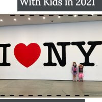 New York City with Kids in 2021
