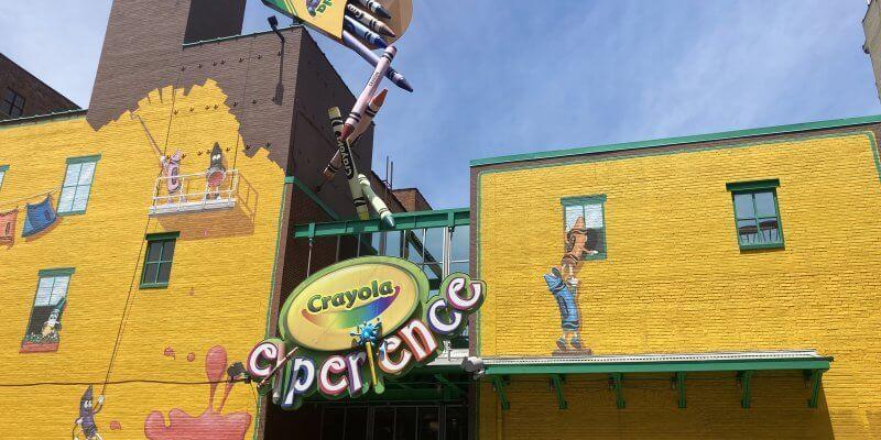 Crayola Exterior Easton PA