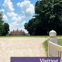 Visiting Mount Vernon with Kids