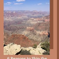 6 Reasons to Skip the Grand Canyon on your Next Family Road Trip
